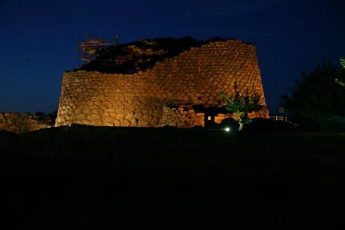 Nuraghe-Losa-Sardegna