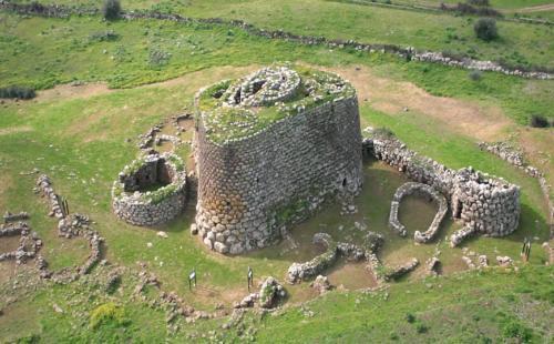 Nuraghe Losa  (8)
