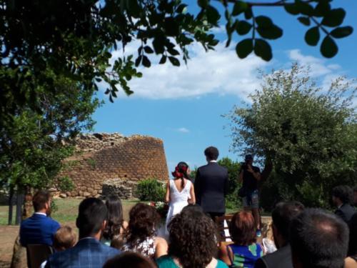 sposarsi al nuraghe Losa
